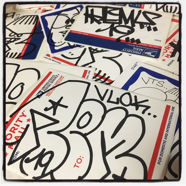 Image of REMIO VTS STICKER PACK