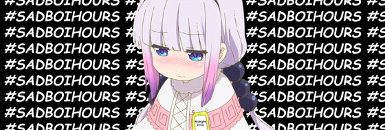 Image of Sadboi Hours Kanna