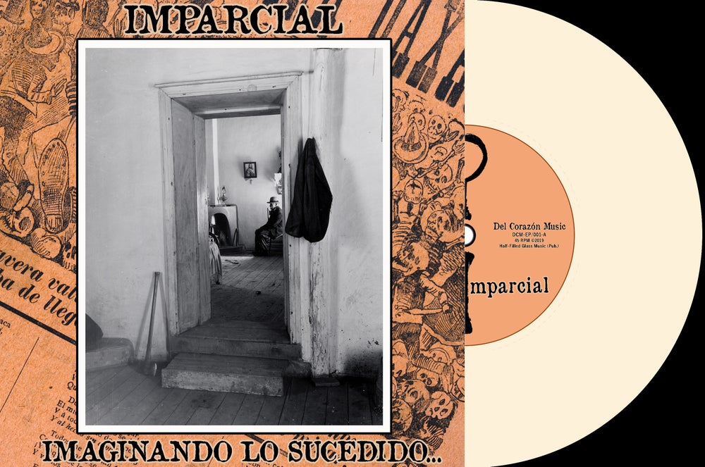 Image of Imparcial - Imaginando Lo Sucedido...