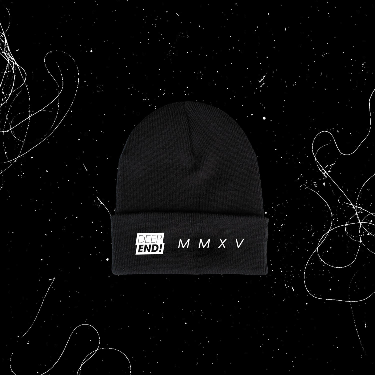 Image of DeepEnd! Movement Beanie