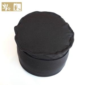 "Image of Bonnet Bambou Uni ""Noir"" ou  ""Bleu saphir"""