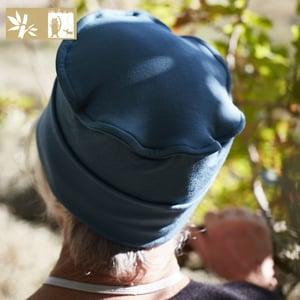 "Image of Bonnet Bambou Uni ""Gris fusain"" ou ""Vert canard"""
