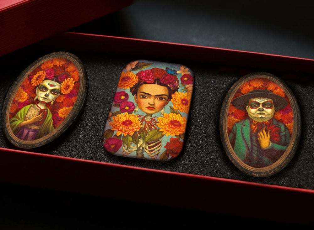 Image of Frida Buttons