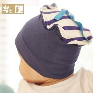 """Image of Bonnet Bambou """"Moussaillon Délavé"""" / Ref MOU.D"""