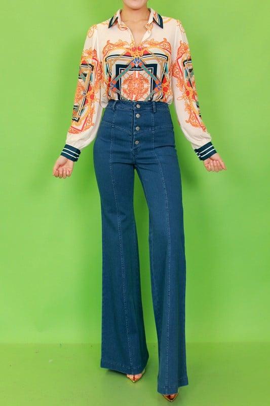 Image of Lisa high waist pants