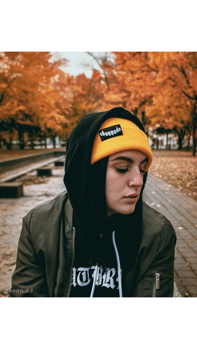 Image of Fang Beanie