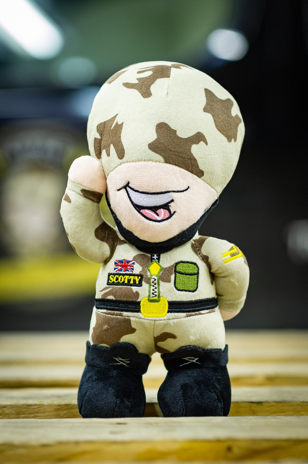 Image of Scotty Mascot