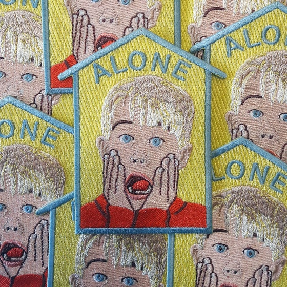 Image of Alone Patch