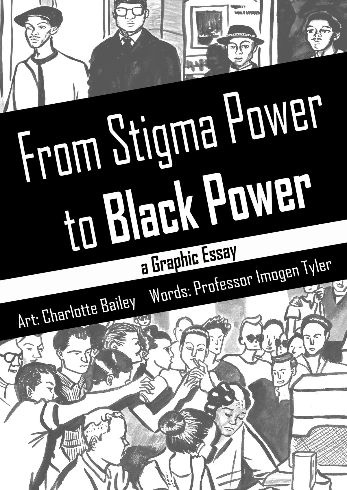 Image of From Stigma Power to Black Power: a Graphic Essay