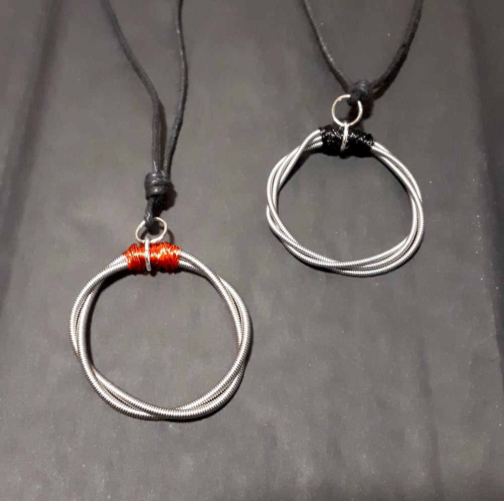 Image of Bass String Necklaces [Pre-Order]