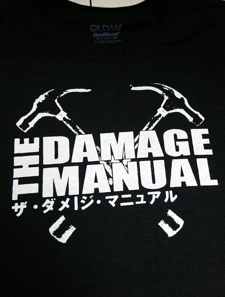 Image of The Damage Manual Japan Shirt