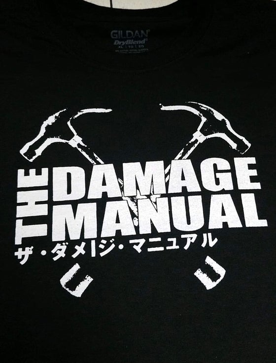 Image of The Damage Manual Japan Shirt