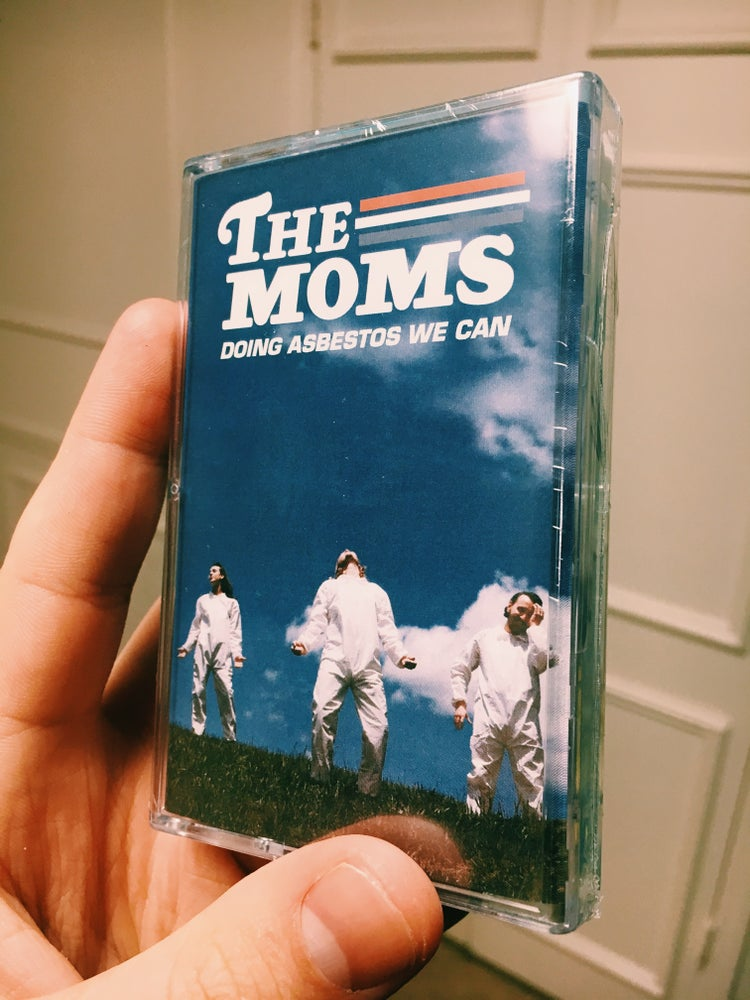 Image of Doing Abestos We Can [Cassette]