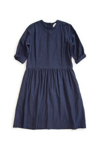 Image of PLEATED DRESS
