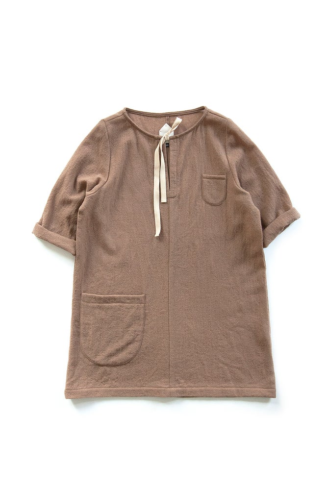 Image of TIED POCKET TUNIC