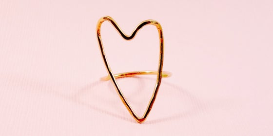 Image of Big Heart Ring