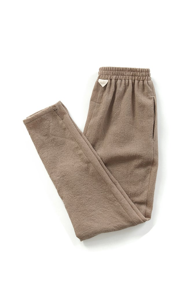 Image of WOOLY SLIM PANT
