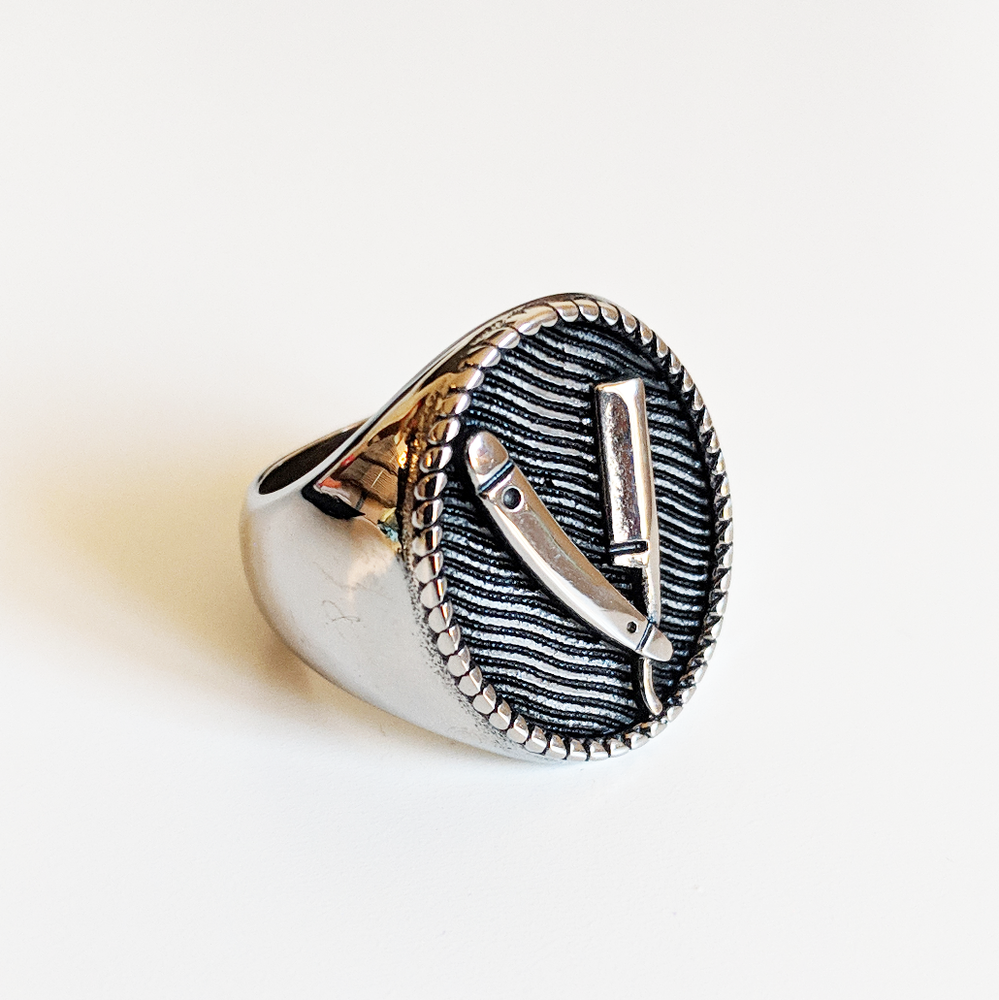 Image of Love Thy Neighbour Ring