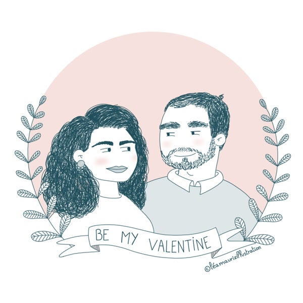 Image of Valentine Commission