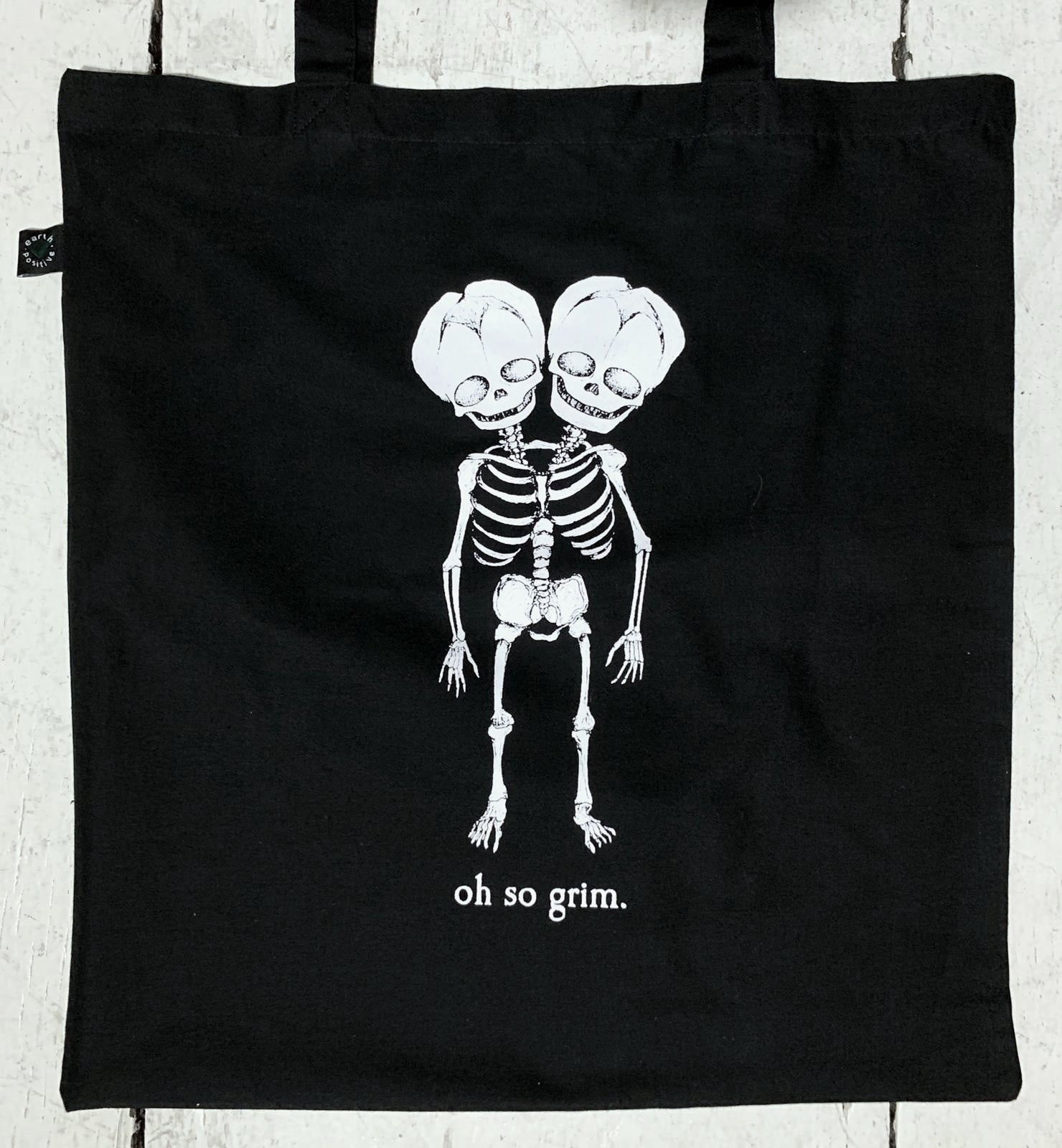 Image of Skeletwins Tote Bag