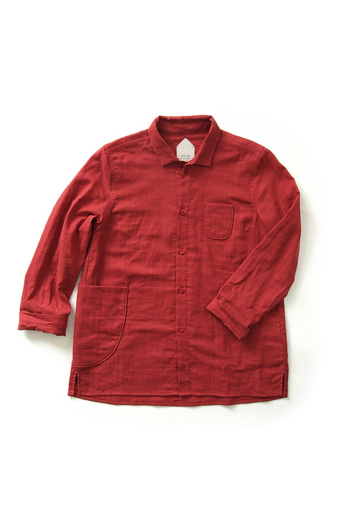 Image of ATELIER SHIRT WITH HIP POCKET