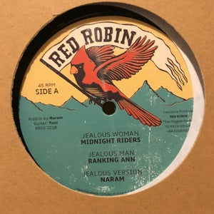"Image of MIdnight Riders/Ranking Ann/Earl cunningham/ Junior Cat (new 12"" vinyl)"