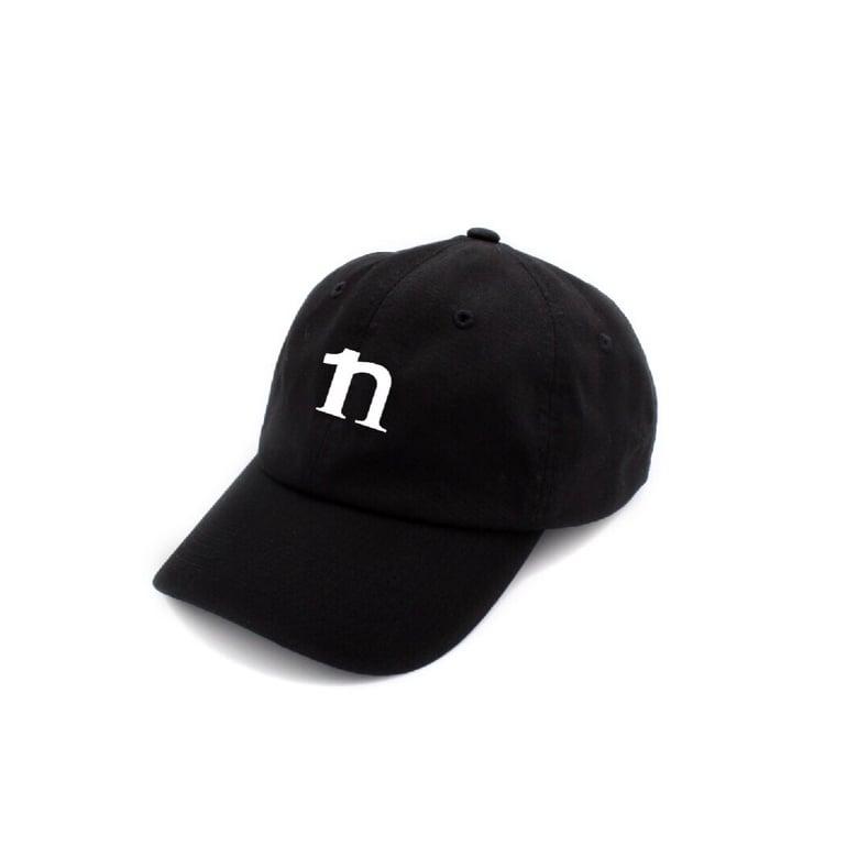 Image of Black niveau cap
