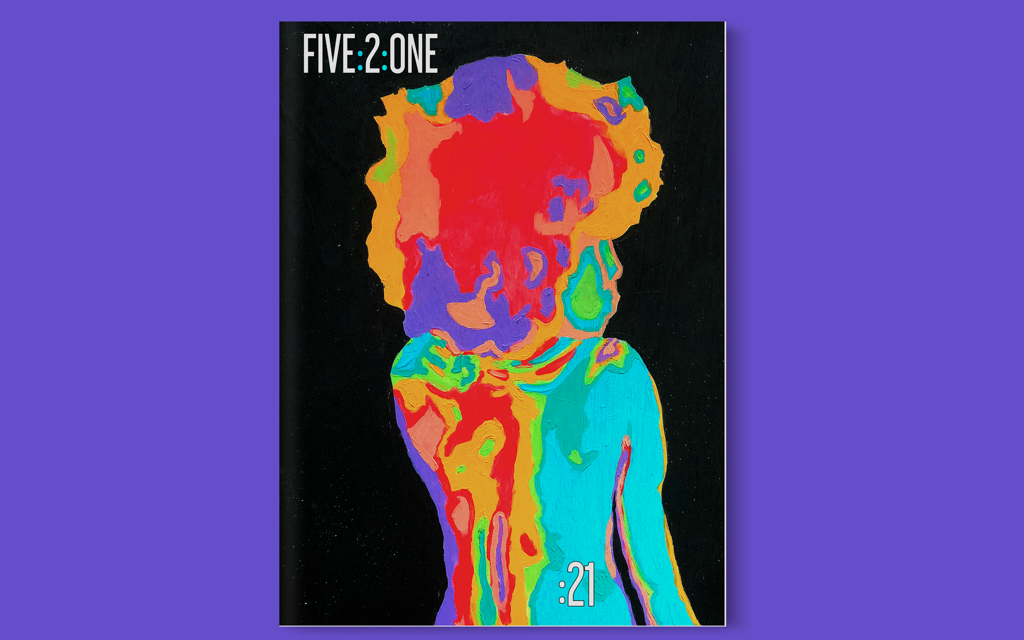 Image of  【FIVE:2:ONE 21  】(ヅムッ)