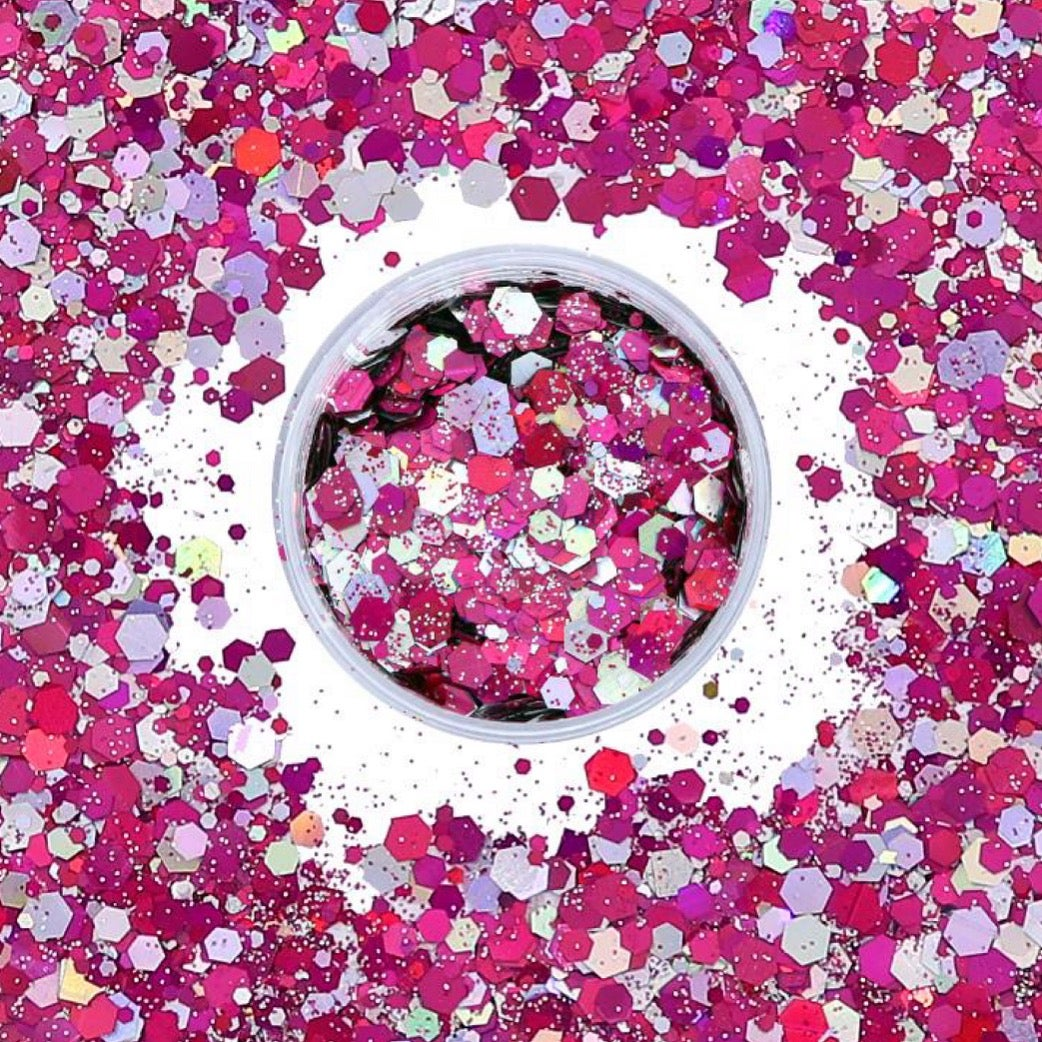 Image of Mixed Feelings Chunky Glitter