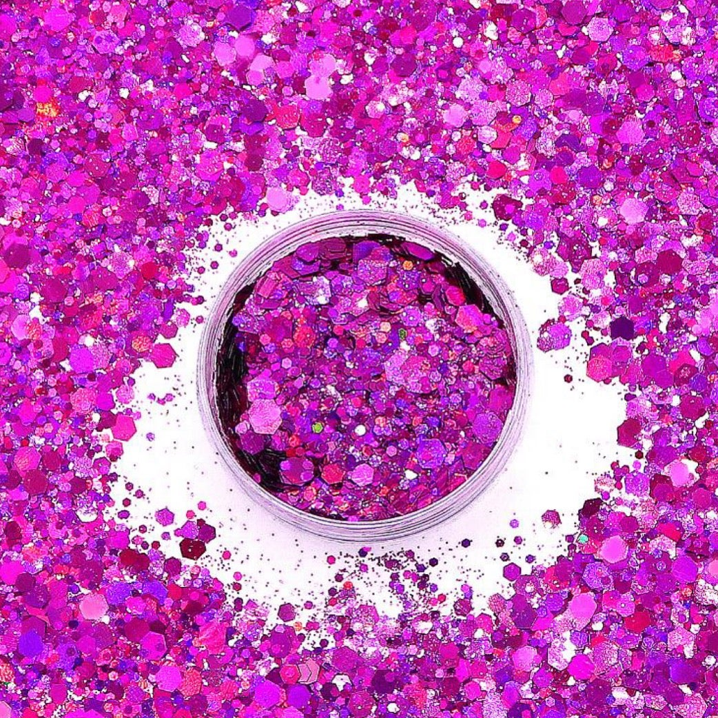 Image of Nymphadora Chunky Glitter