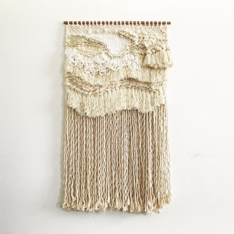 Image of WHITE WEAVING