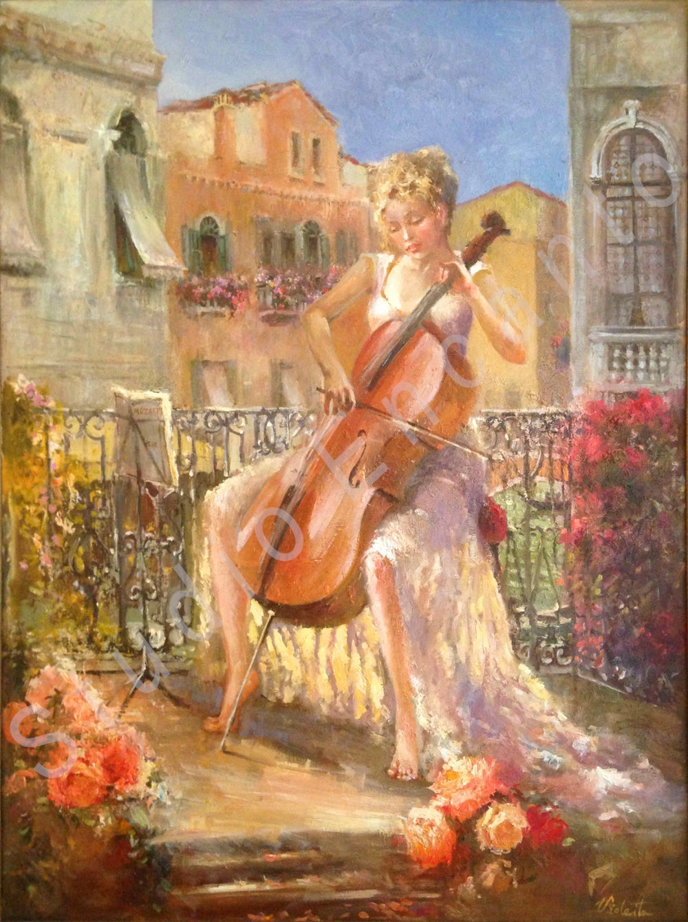 Image of Mozart Concerto by Violetta Chandler
