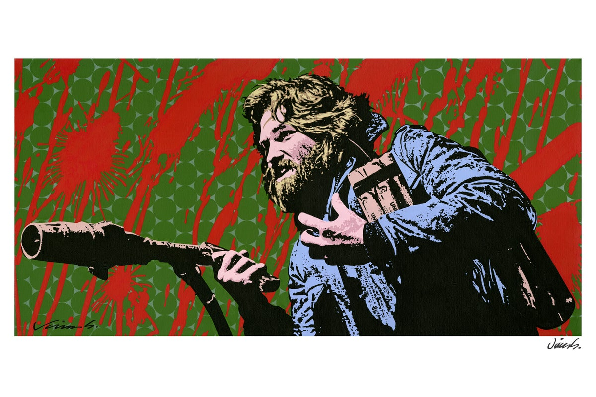 Image of KURT RUSSELL poster print