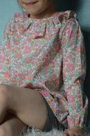 Image 3 of blouse liberty betsy cupcake