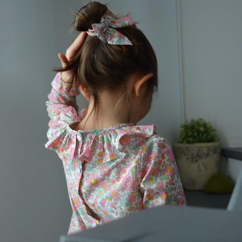 Image of blouse liberty betsy cupcake