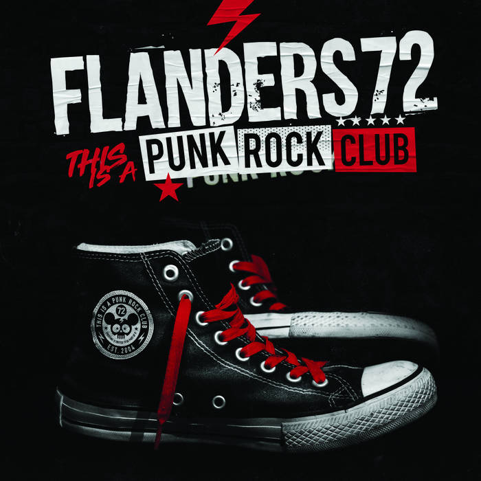 Image of Flanders 72 - This is A Punk Rock Club CD