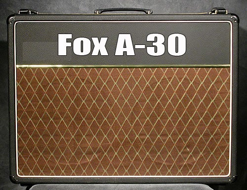 Image of Fox A-30