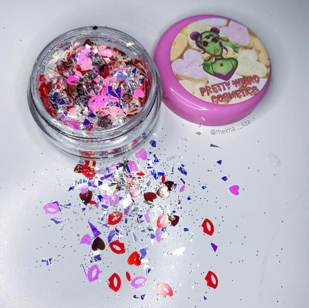 Image of LuvSick Valentines Glitter