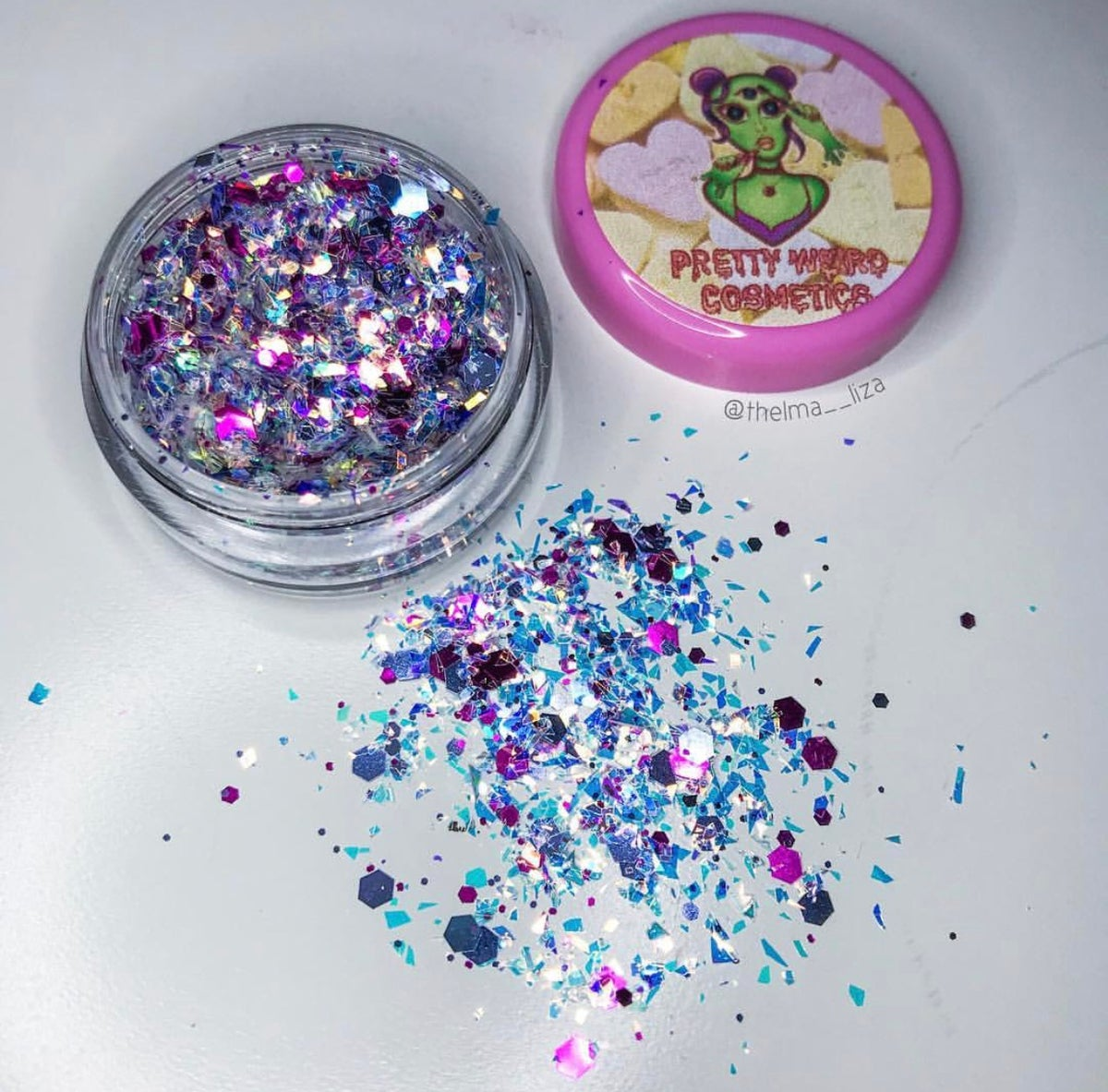 Image of Psychedelic Glitter