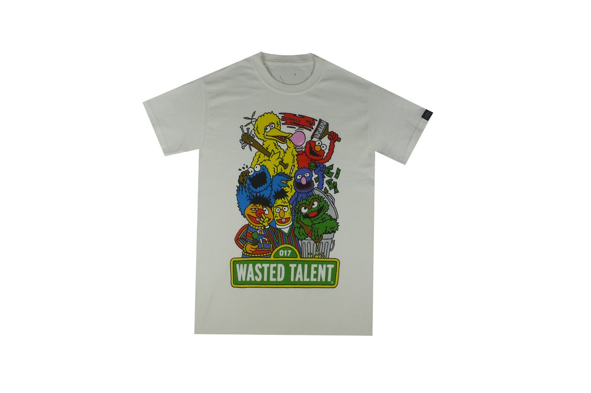 Image of WASTED TALENT 2