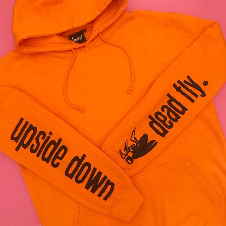 Image of TANGERINE DREAM FLY HOODIE