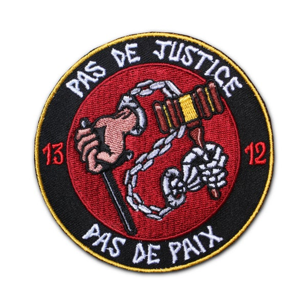 Image of PAS DE JUSTICE PAS DE PAIX