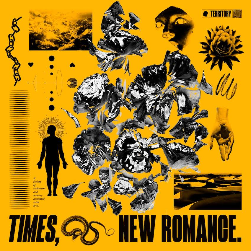 Image of Territory - Times New Romance