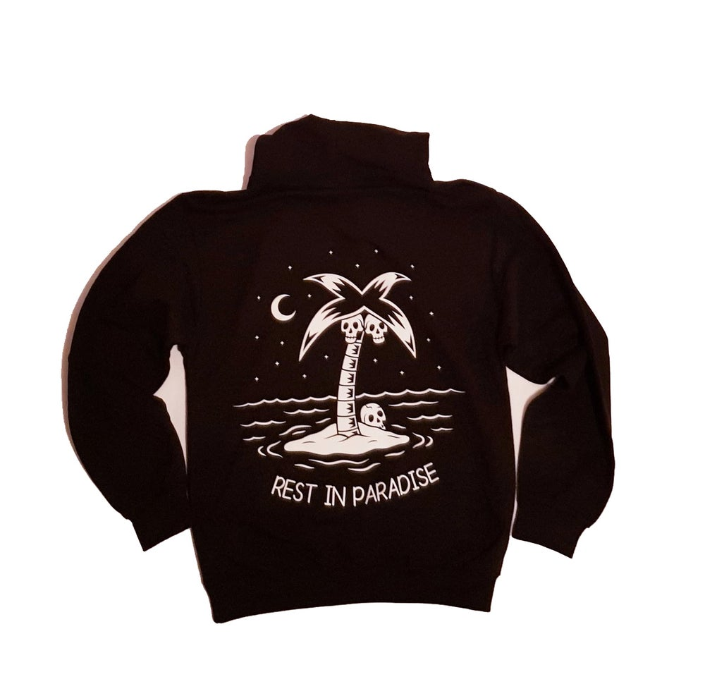 Image of Rest in Paradise Hoodie