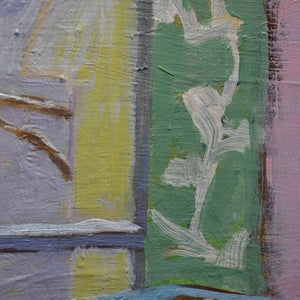 Image of Contemporary Still Life, 'January,' Poppy Ellis
