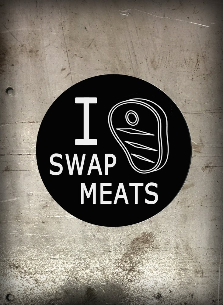 Image of Swap Meats [Sticker]