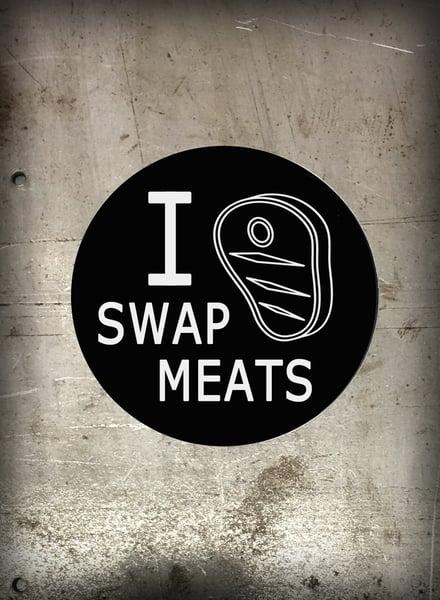 Image of Swap Meats [Sticker]