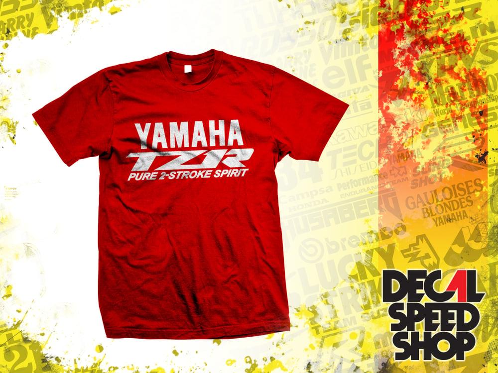 Image of Yamaha TZR250 3XV 2Stroker Tshirt