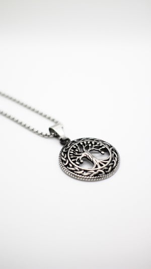 Image of Big Tree Necklace
