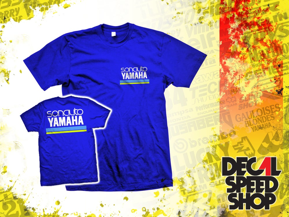 Image of Yamaha Sonauto Tshirt